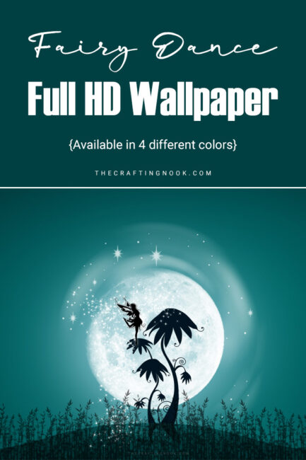 Full HD Feminine Wallpaper FREEBIES: Fairy Dance