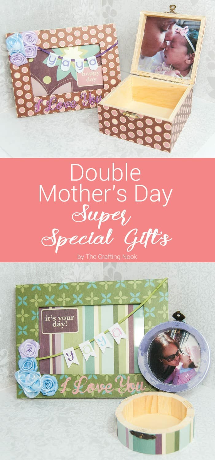 Double Mother's Day Super Special Gifts