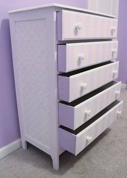 {Guest Post} Stenciled Dresser by Callie's Crafts