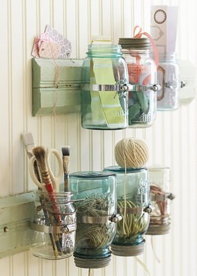 Sunday Inspirations Nº 12. Home Series: Smart Crafty Storage!