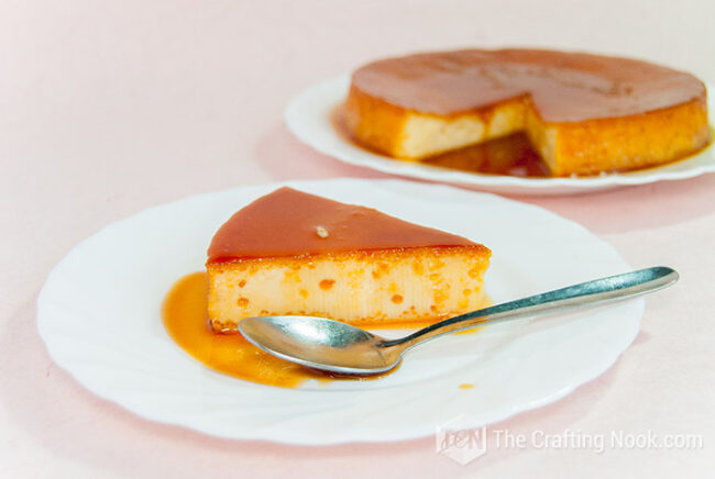 4-Ingredients Deliciously easy Caramel Flan or Quesillo Venezolano