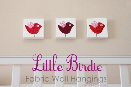 LittleBirdieWallArt