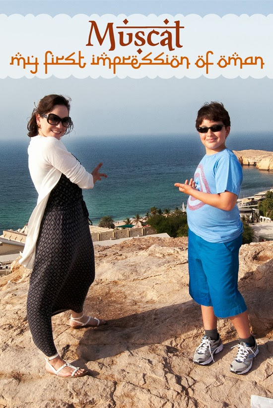 Muscat, My First Impression of Oman {White Paper}