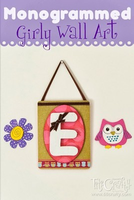 http://titicrafty.com/2013/08/mod-podge-monogrammed-diy-girly-wall-art/