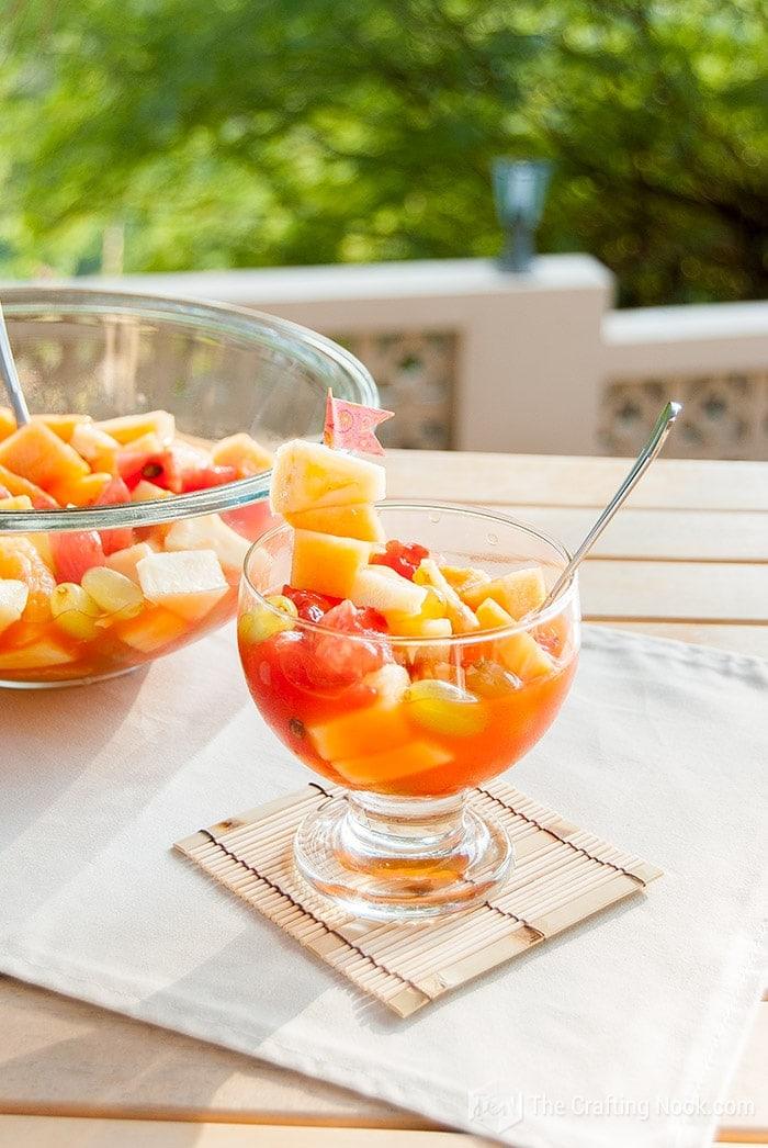 Tizana. Venezuelan Tropical Fruit Punch