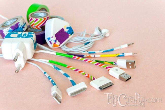 Duck-Tape-Wires-Protect-Decorate-DIY-Tutorial-Fun