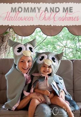 http://titicrafty.com/2013/10/mommy-me-diy-halloween-owl-costumes/