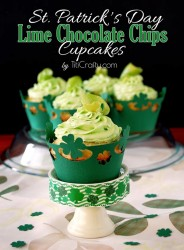 St-Patricks-Day-Lime-Chocolate-Chips-Yummy-Cupcakes