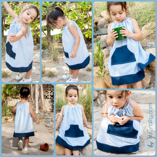 easy pillowcase dress