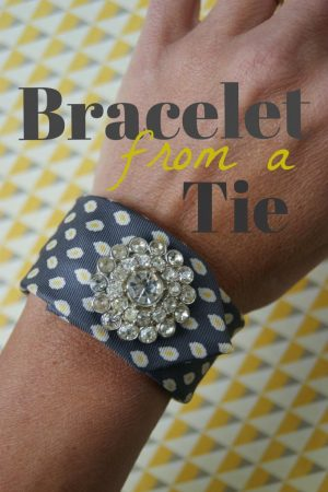 DIY Tie Bracelets