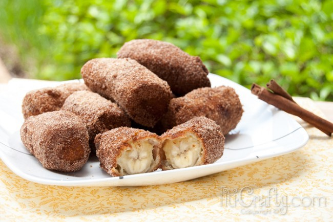 Cinnamon-Sugar-Breaded-Bananas