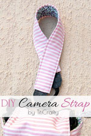 DIY Easy Camera Strap