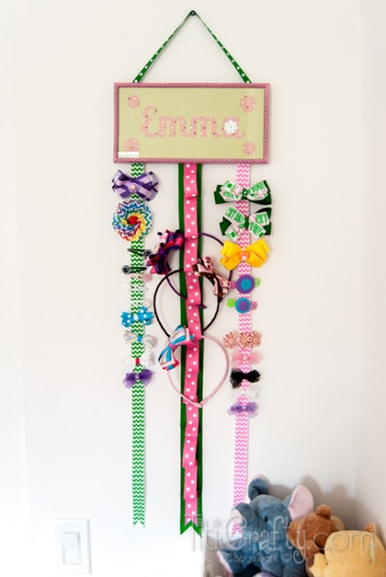 Girls-Crafty-Hair-Accessories-Holder-DIY-Tutorial