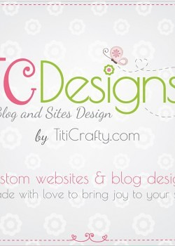TCDesigns, Website and Blog Design Made with Love!