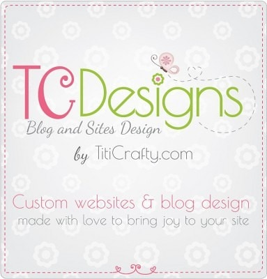 TCDesigns Website and Blog Design Made with Love. 100% Custom designs for blogger and WordPress. #tecdesigns #webdesign #blogdesign