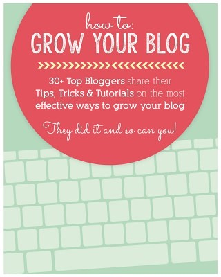 Are you a blogger or want to be? This 3Book is for you: How to: Grow your Blog