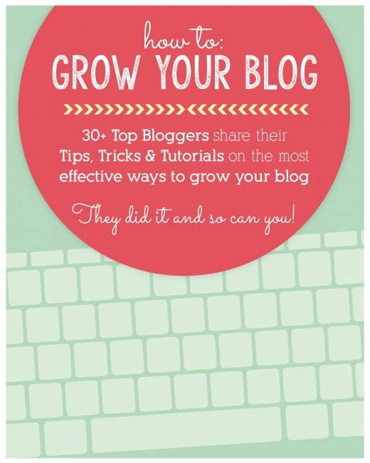 Are you a blogger or want to be one? This 3Book is for you: How to: Grow your Blog #blogging101