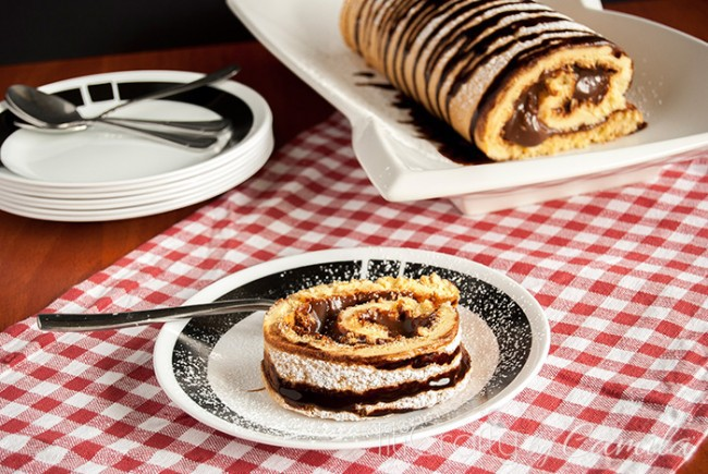 Chocolate-Cream-Cake-Roll-Delicious-Recipe