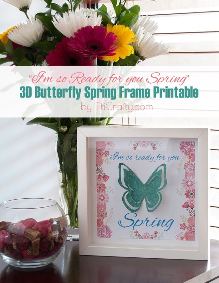 An easy and cute craft to help welcome spring!