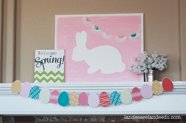 1-easter+mantel+decor