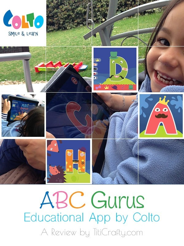 ABC Gurus Review Educational App by Colto. #Appreview #abcgurusreview #abcgurusapp #educativeapp