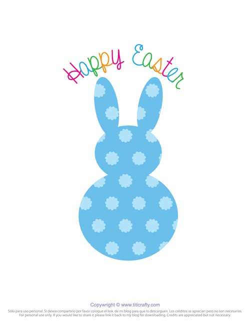 image relating to Easter Bunny Printable titled Pom Pom Tail Easter Bunny Printable The Producing Nook