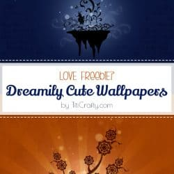 Freebie Day: Dreamily Cute Wallpapers #wallpapers #cutewallpapers #freebie #freewallpapers