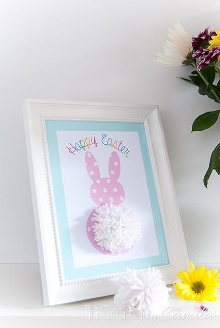 Pom-Pom-Tail-Easter-Bunny-Frame