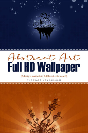 Full HD Abstract Wallpapers (FREEBIE of the Month)