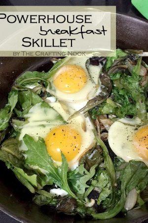 Powerhouse Breakfast Skillet {from Contributor Jamie}