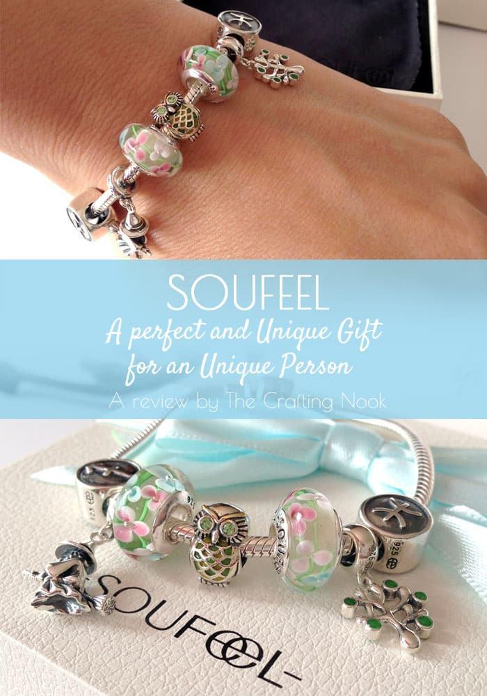 Soufeel, A perfect and Unique Gift for an Unique Person. #gift #soufeeljewelry #giftideas