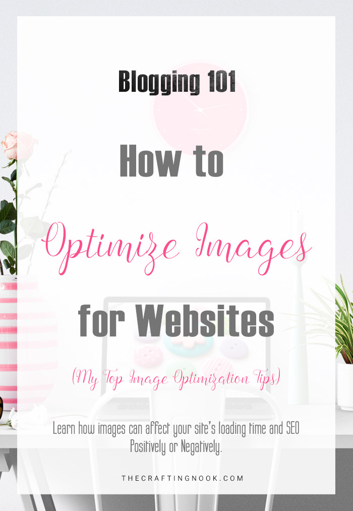 How to Optimize Images for Websites. My Top Image Optimization Tips
