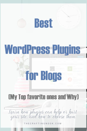 Best WordPress Plugins for Blogs (My Top 12 favorite and Why)