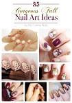 35 Gorgeous Fall Nail Art Ideas to try!! #fallnailart #nailart # naildesigns