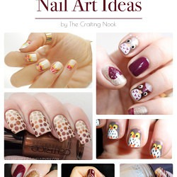 35 Gorgeous Fall Nail Art Ideas to try!! #fallnailart #nailart # naildesigns