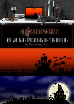 Halloween Free Wallpaper Backgrounds for your Computer