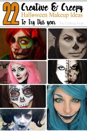 22 Halloween Makeup Looks Ideas to Try This Year