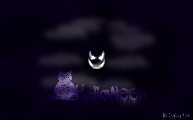 Halloween-Pumkin-Owl-1440x900