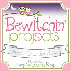 Bewitchin' Projects Blog Party