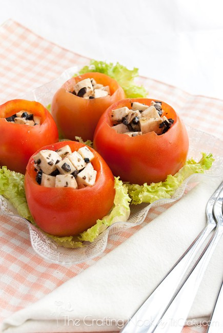 Caprese-Stuffed-Tomatoes-Recipe-yummy