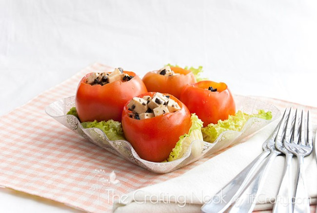Caprese-Stuffed-Tomatoes-easy-Recipe