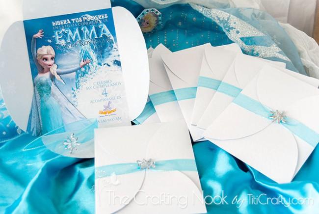 DIY-3d-Frozen-Themed-Party-Invitationscute