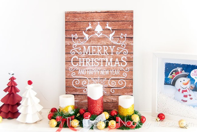 Faux-PalletChristmas-Sign-Plus-Mantel-Reveal-Joy