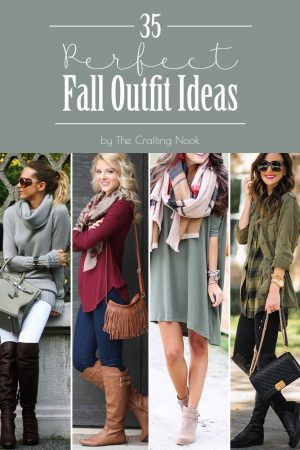 35 Perfect Fall Outfit Ideas