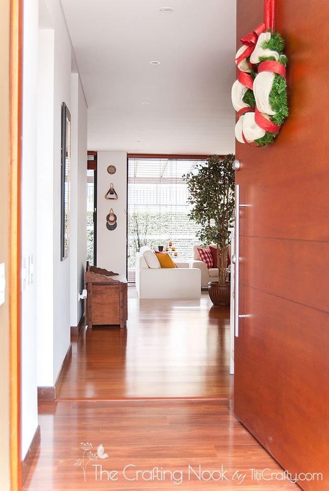 Christmas-Decoration-Home-Tour-2015-Entrance-Outside