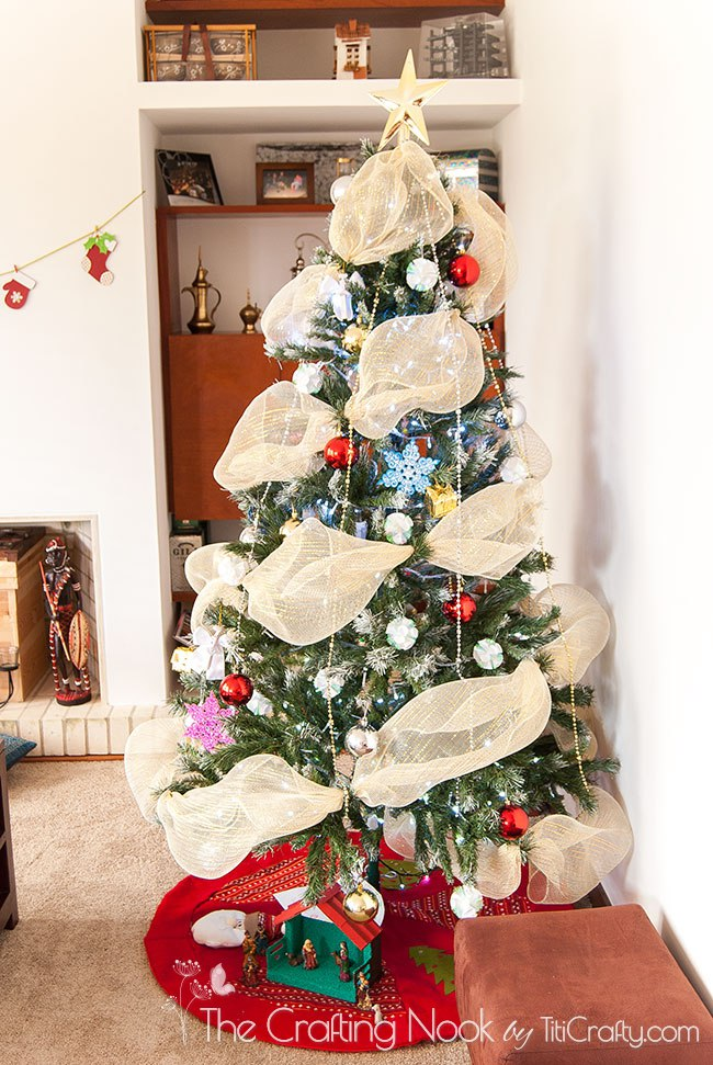 Christmas-Decoration-Home-Tour-2015-Tree