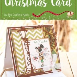 Lovely Magical Night Christmas Card #Christmas #Christmascards #Christmaspresents