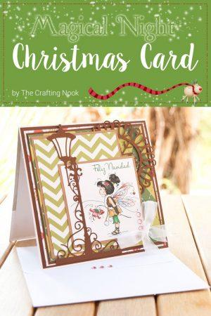 Magical Night Christmas Card