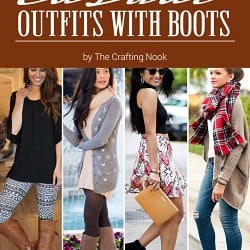Awesome 20 Casual Outfits with Boots