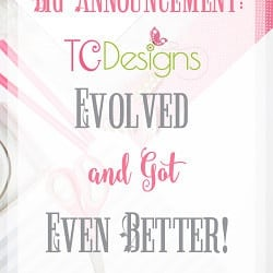 Big Announcement: TCDesigns Evolved to TCN Designs Studio and Got Even Better!